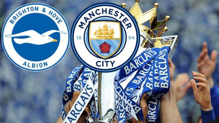 PREDIKSI SKOR Brighton Vs Man City Final Day Liga Inggris Live MNCTV Jam 21.00 WIB