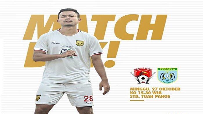 LIVE STREAMING Kalteng Putra Vs Persela Lamongan Liga 1 Live Indosiar, Aksi Laskar Isen Mulang
