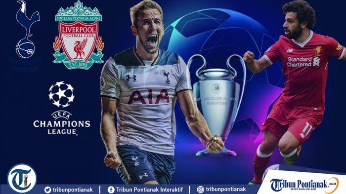 Jelang Final Liga Champions Liverpool Vs Tottenham, UEFA Imbau Waspada Tiket Palsu dan Calo