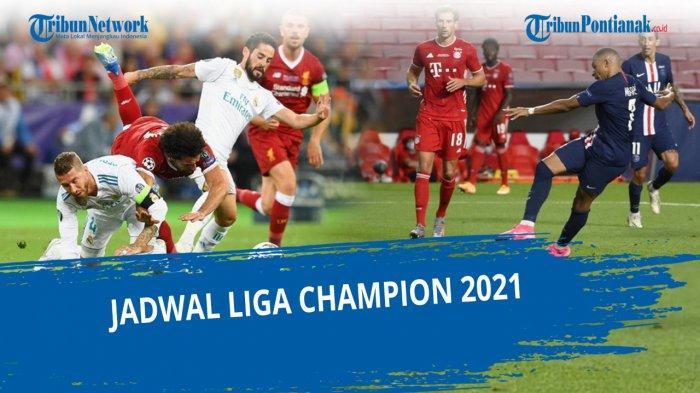 PERUBAHAN Jam Tayang Liga Champion Live SCTV Real Madrid Vs Liverpool & Manchester City Vs Dortmund