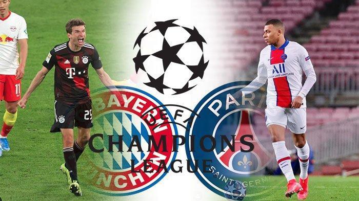 PREDIKSI Skor Munchen Vs PSG Jadwal Liga Champions 8 Besar ...
