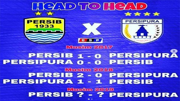 LIVE Babak Kedua Persib Vs Persipura Liga 1 Indonesia di Indosiar! Live Score Persib Unggul 1-0