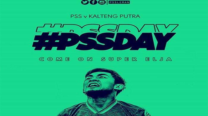 PREDIKSI Skor PSS Vs Kalteng PutraShoppe Liga 1 LIVE Streaming Vidio 15.30, Patrich Wanggai Andalan