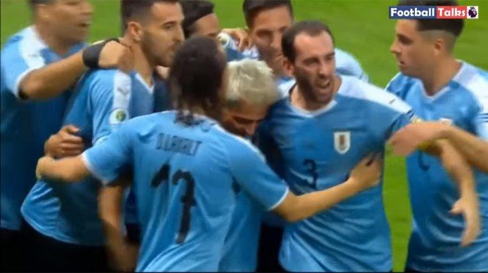 Prediksi Skor Uruguay Vs Jepang Copa America 2019, Jepang Kalah Head to Head Lawan Luis Suarez Cs