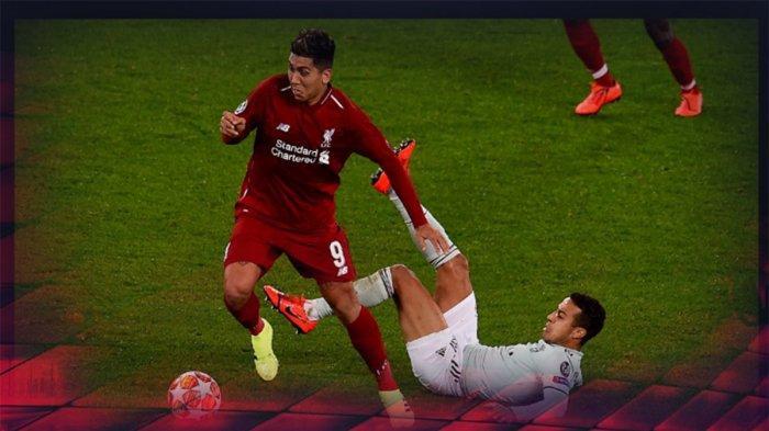 SKOR Akhir Liverpool Vs Tottenham Dramatis, The Reds Menang Berkat Gol Bunuh Diri