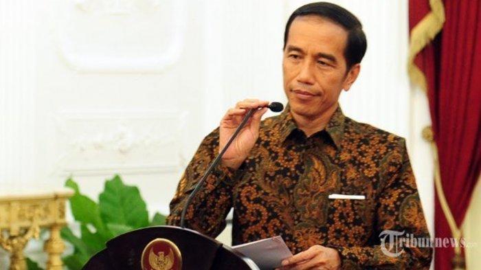 Respons Jokowi Soal Pemecatan 56 Pegawai KPK Karena Tak Lulus TWK