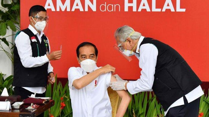 Dokter Thalib: Jika Disuntik Vitamin C Presiden Jokowi Akan Teriak, Raffi Ahmad Pesan Tak Usah Takut