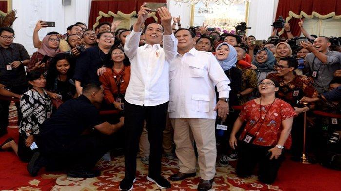 Jelang Pelantikan Presiden, Prabowo Kian Mesra dengan Jokowi | Prabowo Sebut Siap Masuk Pemerintah