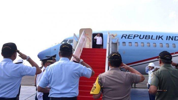 PRESIDEN Jokowi ke Kalimantan, Tinjau Lokasi Ibu Kota Negara yang Baru