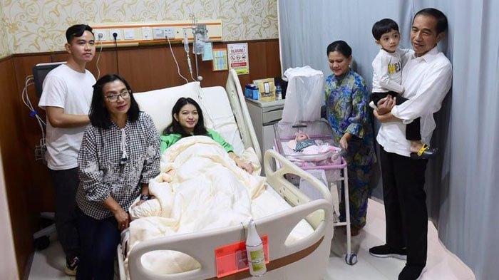 MAKNA 'La' dalam Nama Cucu Jokowi La Lembah Manah! Fleksibel, Senang Berbagi dan Rendah Hati