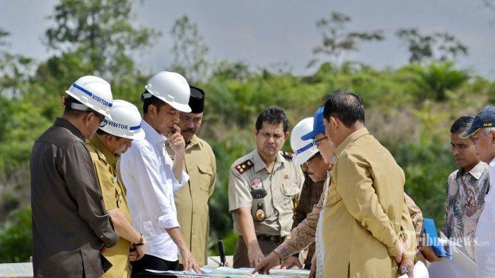 UPDATE Lokasi Ibu Kota Baru : Sofyan Djalil Sebut Kaltim, Jokowi Bantah Belum Ada! Usul Fadli Zon?