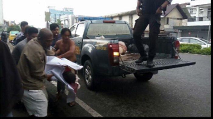 Terungkap! Ini Penyebab Kematian Pria Tanpa Identitas di Kios Bensin Jalan Tanjungpura