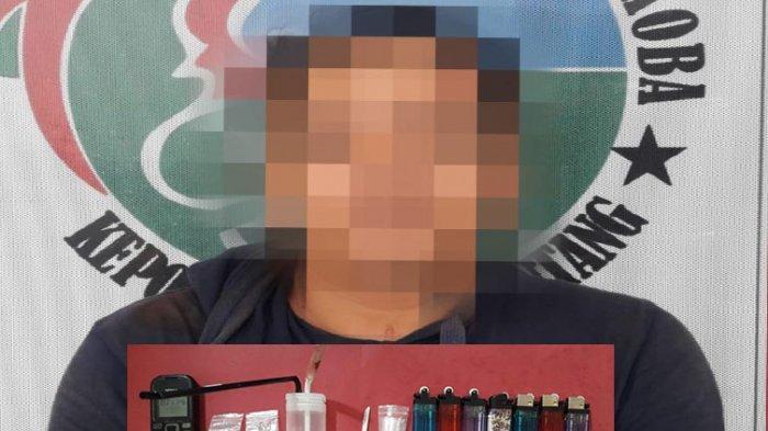 Tersandung Kasus Narkoba,Warga Pontianak Ditangkap di Sintang