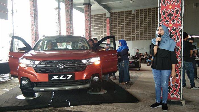 Keluaran Terbaru Suzuki XL7 Resmi Hadir di Pontianak, Target Terjual 20 Unit Perbulan