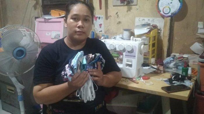 Pandemi Corona, Komunitas Craftulistiwa Produksi & Bagikan Masker Kain Gratis pada Masyarakat