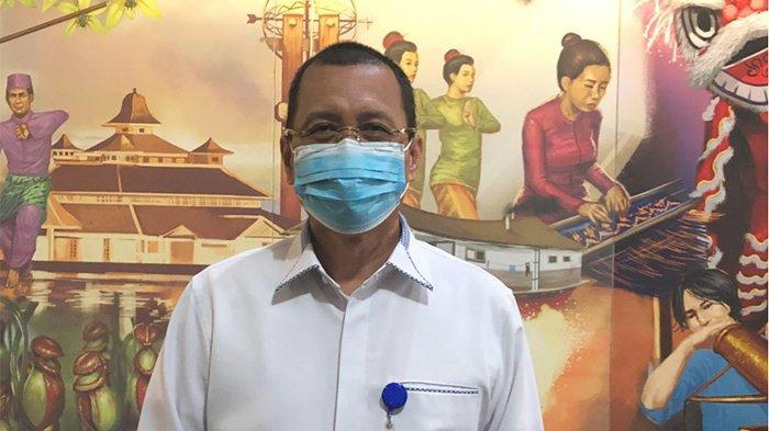 Dosen Untan Pontianak Positif Covid-19! Rektor Prof Garuda Wiko: Kita Doakan Segera Sembuh