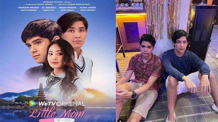 Kompilasi Keenan VS Yuda, Dua Aktor Ternama Pemeran Little Mom, Kamu Tim Mana?