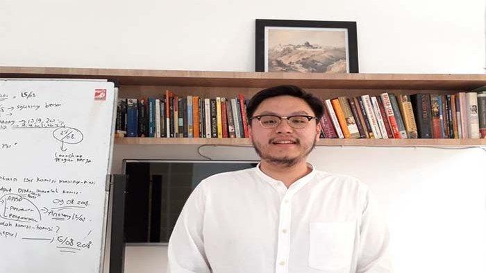 PROFIL William Aditya Sarana, Politisi PSI yang Bongkar Anggaran Janggal DKI - Sebut Triple Minority