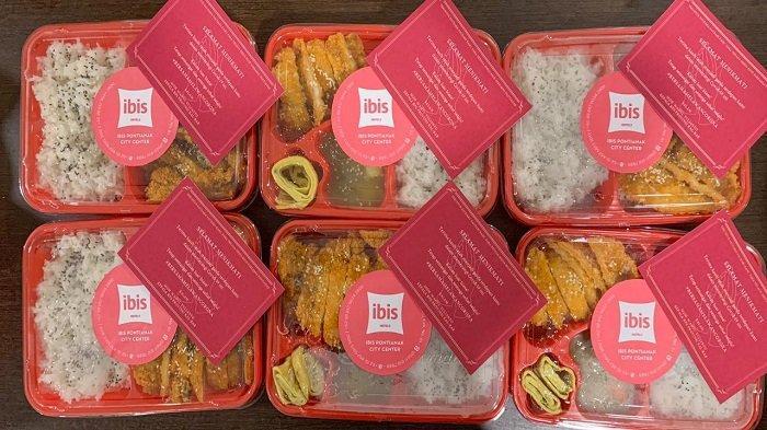 Lewat Meals Donation, Ibis Pontianak Ajak Masyarakat Berdonasi untuk Nakes