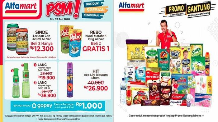 Promo Alfamart 1 Juli 2020 Psm Produk Spesial Mingguan 1 7 Juli Cek Promo Gantung Tinggal 2 Hari Tribun Pontianak