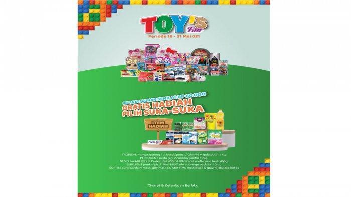 Promo Alfamart Toys Fair.