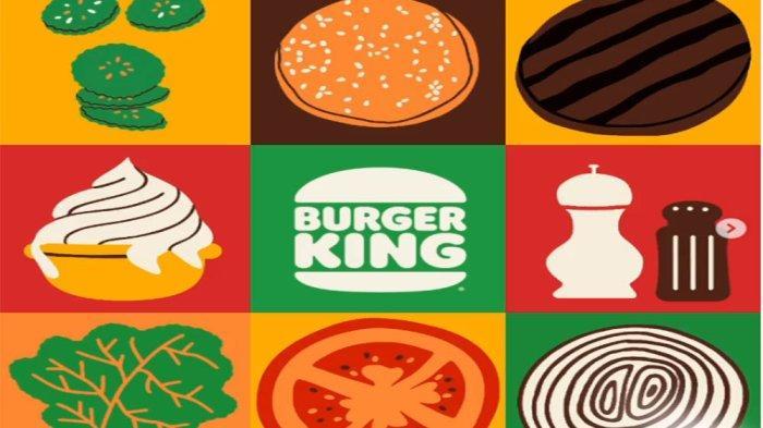 PROMO Burger King Hari Ini 14 Oktober 2021 Terbaru, Bayar Satu Gratis 1 Makan Puas