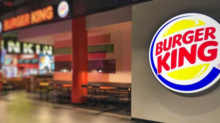 PROMO Burger King Hari Ini 15 Juli 2021, Menu Terbaru Kuro Ninja Burger Pertama di Indonesia
