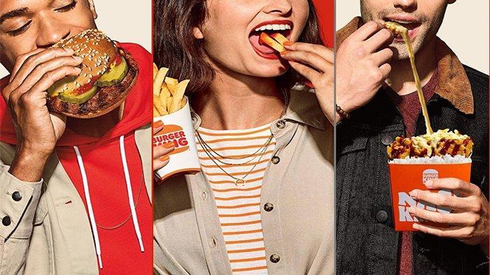 PROMO Burger King Hari Ini, Masih Bertabur Promo Hingga 31 Agustus 2021 !
