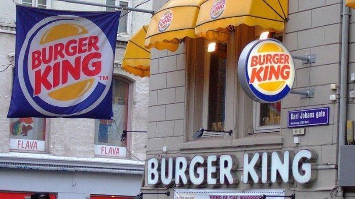 PROMO Burger King Hari Ini 8 Oktober 2021, Asyiiik Ada Promo Cheesee Burger 10 Ribu