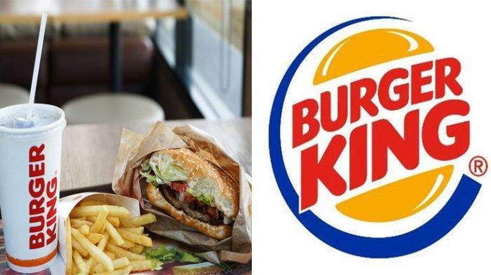 PROMO Burger King Hari Ini 9 Oktober - 10 Oktober 2021, Serba Menu Dingin dan Panas Serba 17 Ribuan