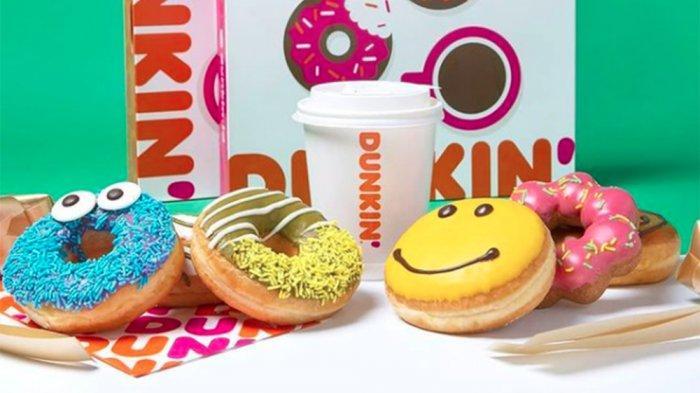 PROMO DUNKIN DONUTS Mei 2021, 8 Donuts Classic Bebas Pilih Rp 120 Ribu & Beli 1 Gratis 1 Minuman
