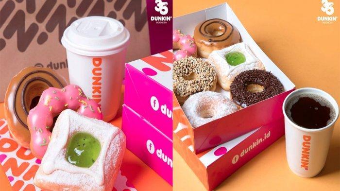 PROMO DUNKIN DONUTS November 2020, Nikmati Diskon 20 Persen hingga Beli 8 Gratis 4 Donut