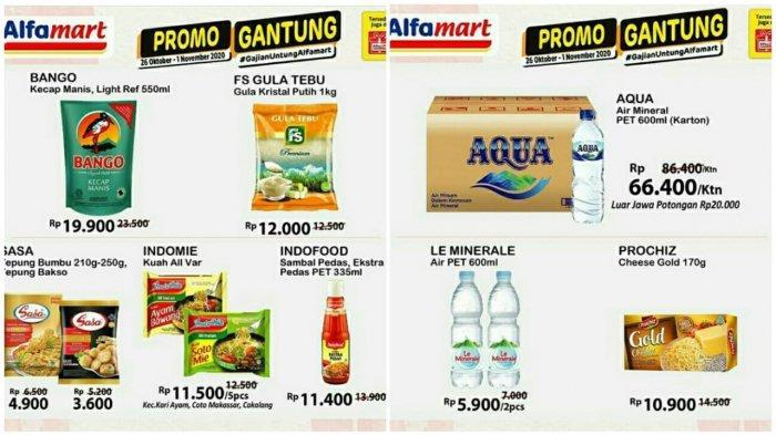 Katalog Promo Alfamart 29 Oktober 1 November Diskon Harga Deterjen Sabun Wajah Hingga Popok Bayi Halaman 4 Tribun Madura