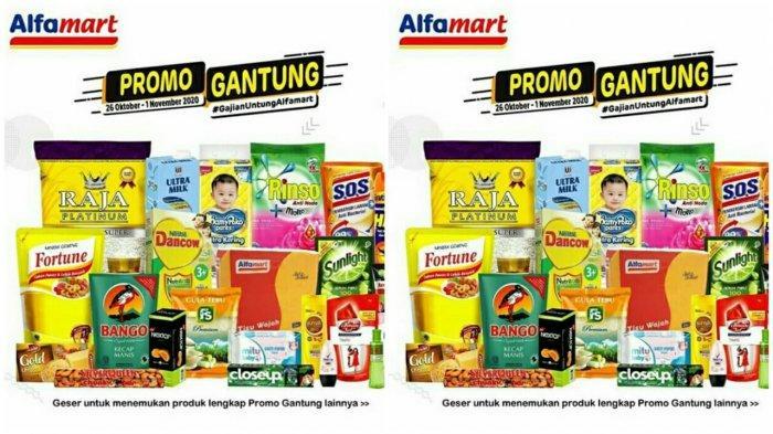 Jsm Alfamart Promo Catalog Promo Gantung 26 Oktober 1 November 2020 Ada Nasi Murah Dengan Susu
