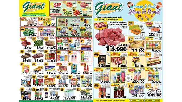 Katalog Promo Giant 24 25 Juni 2020 8 Juli Belanja Hemat Semua Kebutuhan Indomie 1 Dus Murah Tribun Pontianak