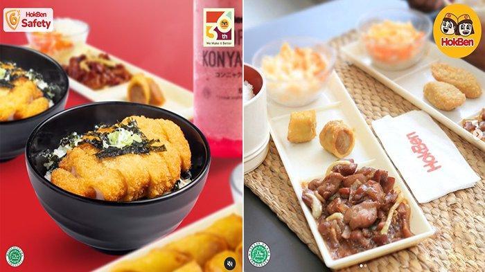 PROMO HokBen Hari Ini 30 Agustus 2021 Terbaru, Nikmati Chicken Katsu dengan Saus Tare