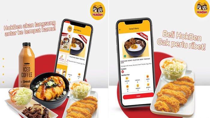 Promo HokBen Hari Ini Selasa 5 Oktober 2021 Terbaru, Dapatkan Chicken Katsu Gratis
