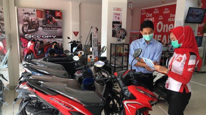 PROMO Honda Terbaru Spesial bagi PNS, Rp 1,8 Juta Sudah Bawa Pulang Honda Vario   Bisa via Motorku X
