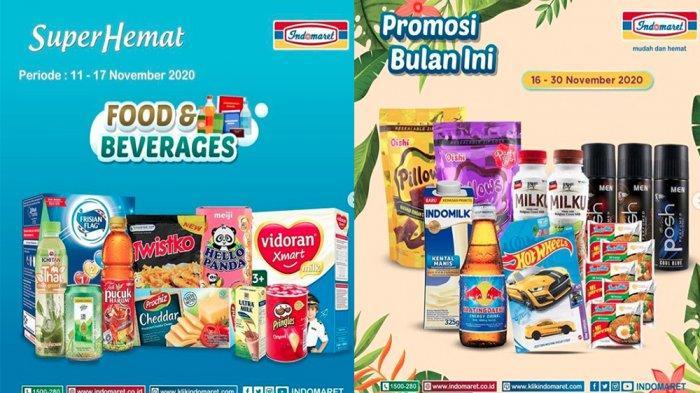 Promo Indomaret 16 November 2020 Super Hemat Susu Hingga Popok Bayi Cek Katalog Promosi Bulan Ini Tribun Pontianak