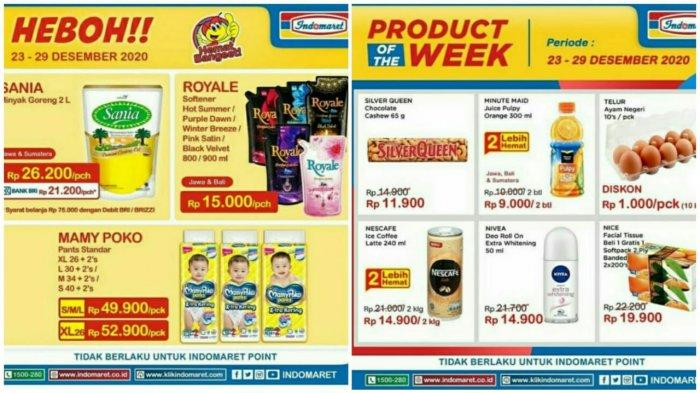 Indomaret Promo Today December 29 2020 Last Amazing Super Savings Promo Check Other Promo Catalogs Netral News