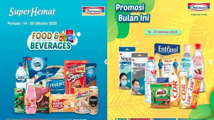 Promo Indomaret 19 Oktober 2020 Belanja Heboh Dan Super Hemat Cek Promosi Bulan Ini Beli 2 Gratis 1 Tribun Pontianak