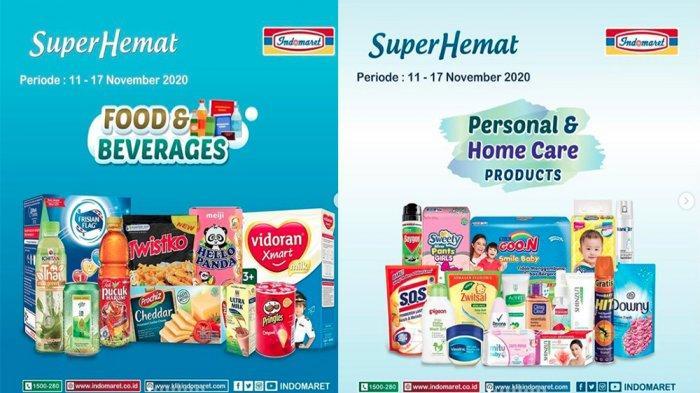 Promo Indomaret 12 November 2020 Cek Promo Heboh Dan Super Hemat Popok Bayi Snack Hingga Susu Murah Tribun Pontianak