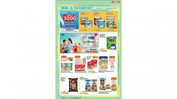 Katalog Terbaru Promo Indomaret 11 17 November 2020 Super Hemat Minyak Goreng Hingga Snack Buruan Halaman 3 Pos Kupang