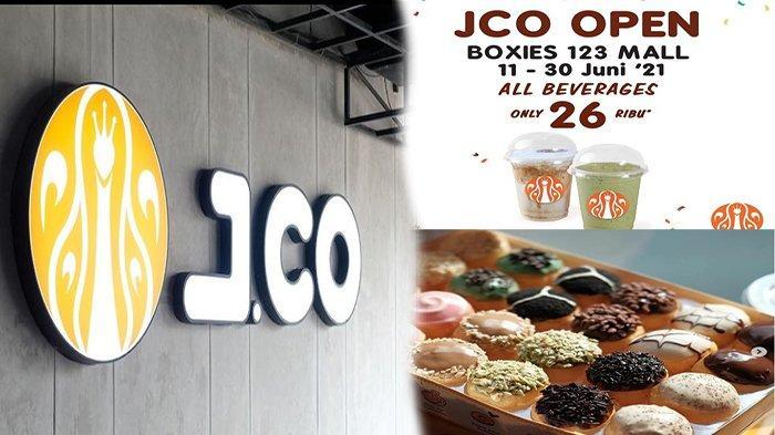 PROMO Jco Hari Ini 12 Juni 2021, Promo Beli 1 Gratis 1 & Promo Gratis Iced Lemon tea