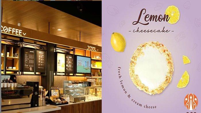 PROMO Jco Hari Ini 7 September 2021, Ada Menu Baru Lemon Cheesecake Donut Wajib Coba !