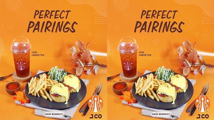 PROMO Jco Hari Ini 8 September 2021 Terbaru, Promo Gratis Iced Lemon Tea/Americano