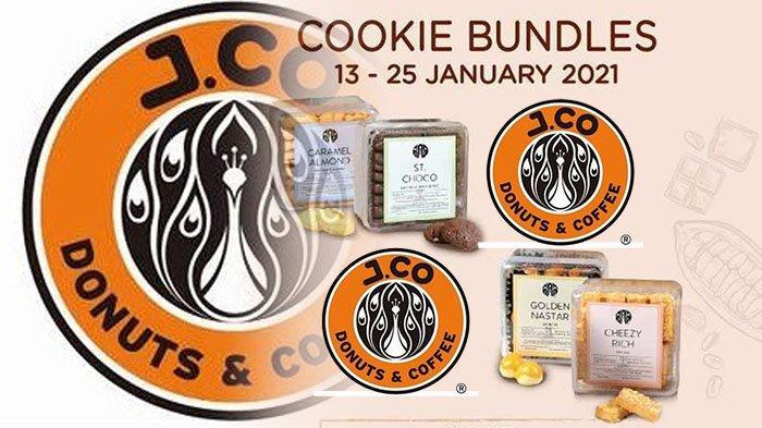 PROMO JCO Hari Ini di Paket Menu JCO Cookie Bundles, JCO Donut Termasuk? | Harga Donut JCO