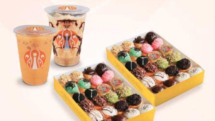 PROMO JCO Terbaru 8 Maret 2021, Nikmati 4 Lusin JPOPS 1 Avocado Frappe 1 Iced Thai Tea Hemat Banget