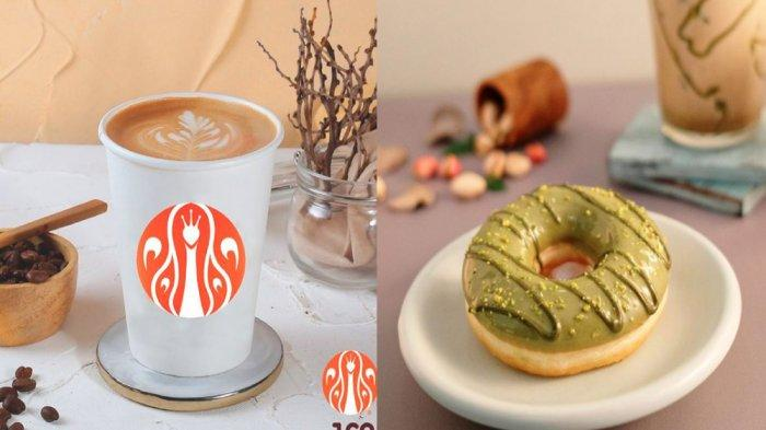 PROMO JCO Terbaru Hari Ini 24 - 30 Mei 2021, Beli 1 Gratis 1 Minuman Hot Latte dan Houjicha Donuts