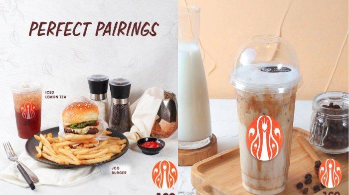PROMO JCO Terbaru Hari Ini 31 Mei 2021, Promo Burger JCO dan Beli 1 Gratis 1 Iced JCOCCINO